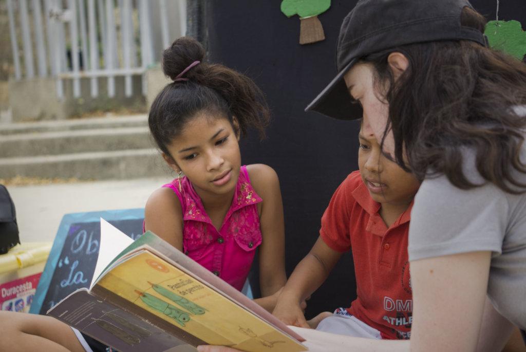 Empower Children through Literacy and Education