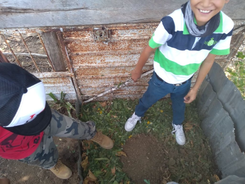 Composting practice
