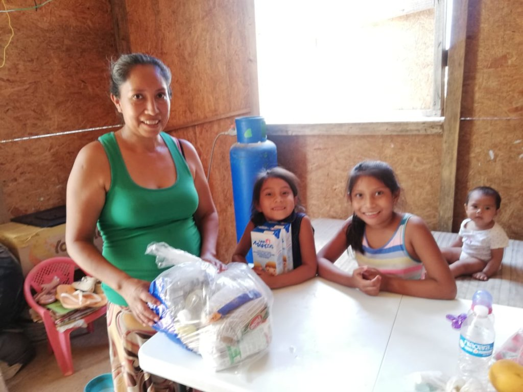 One Healthy Meal A Day for Malnourished Children