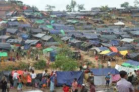 Help to build psycho. resilience of Rohingya women