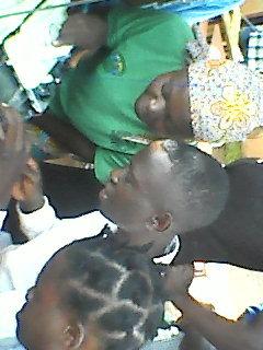 Vocational skills for 320 Orphans