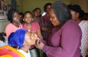 Empower 100 young women through vocational skills