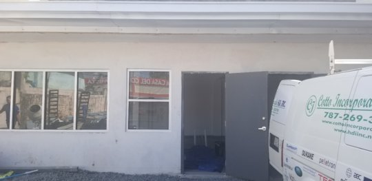 The Community Kitchen in Caguas