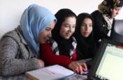 Provide Internet learning skills to 100  Girl