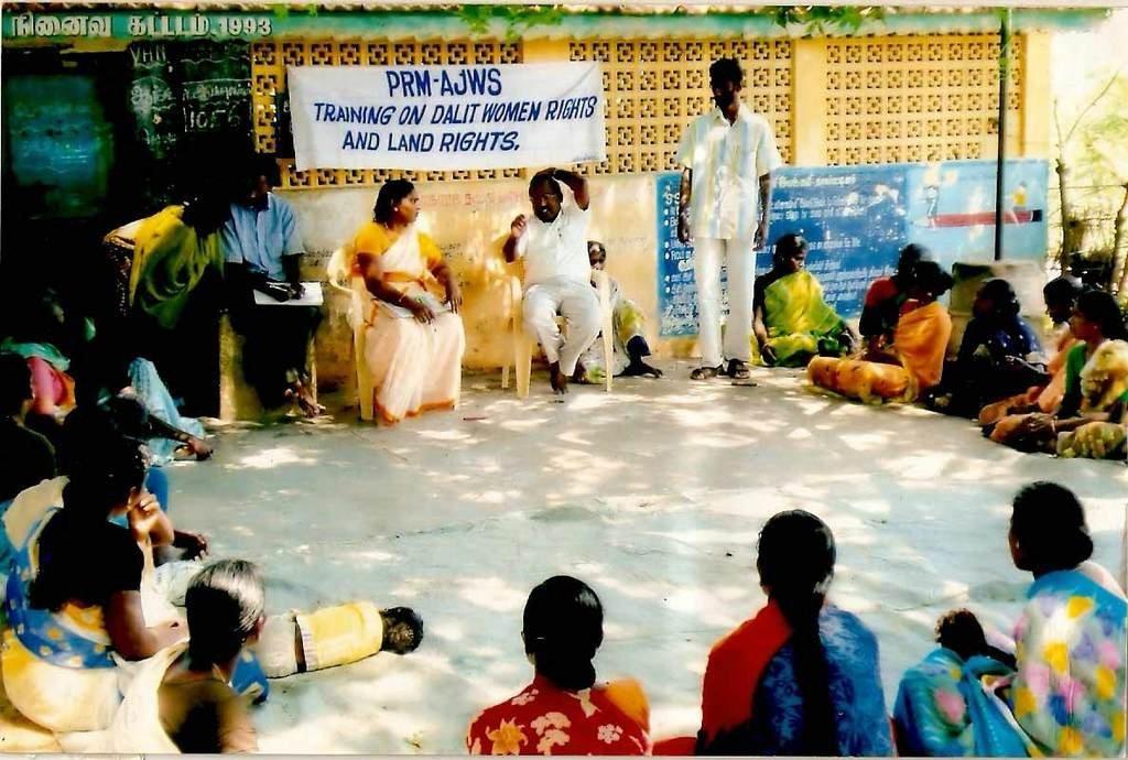 Livelihood of 500 Poor Dalit women headed families