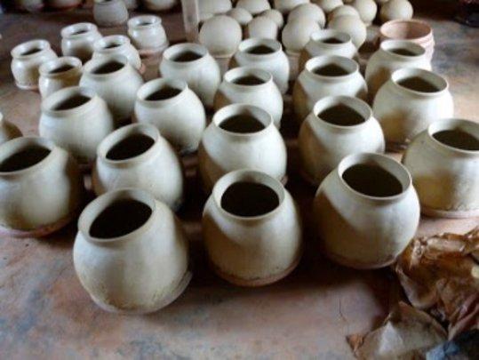 Akosua's pottery