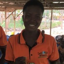Having a Days for Girls kit saves Windolina money