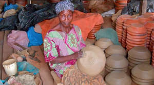 Micro-loans help me diversify my handicrafts