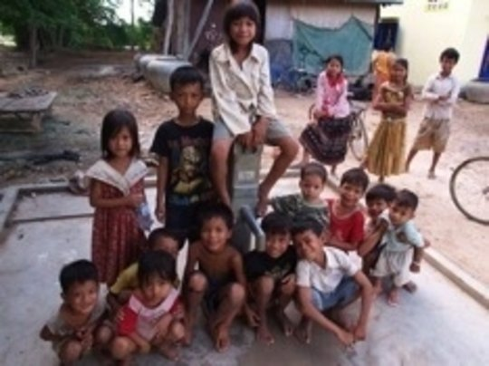 Clean Water for Talle Batti, Cambodia