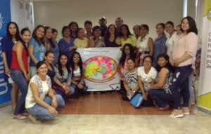 Survivors of violence that support victims