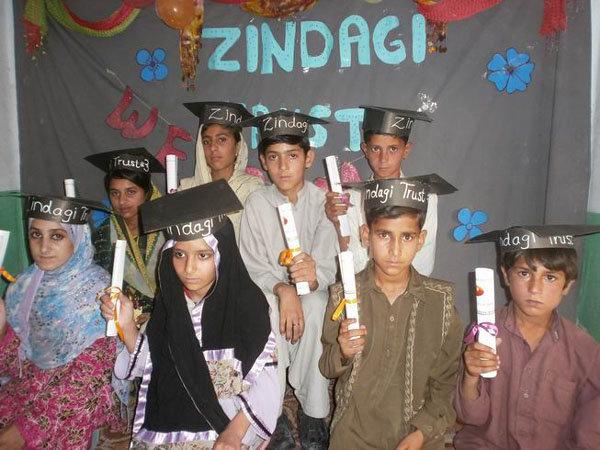 Primary School Graduates!
