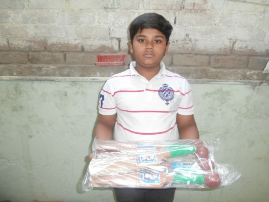 Shalook with cricket sets