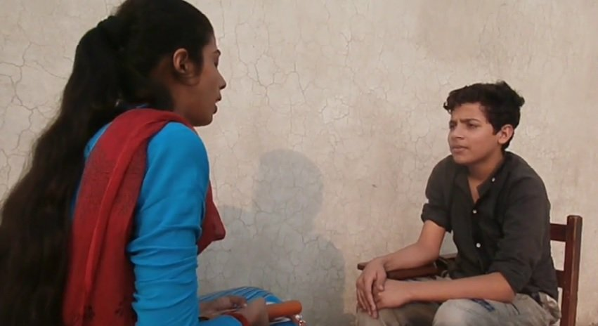 Tayyab opens up to our field officer