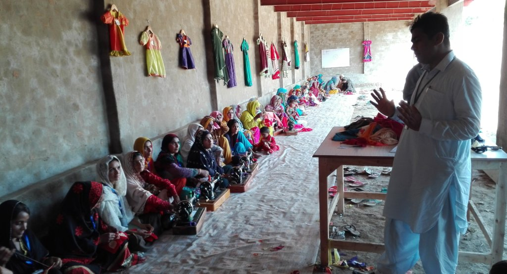 Women Empowerment through TVET & Entrepreneruship