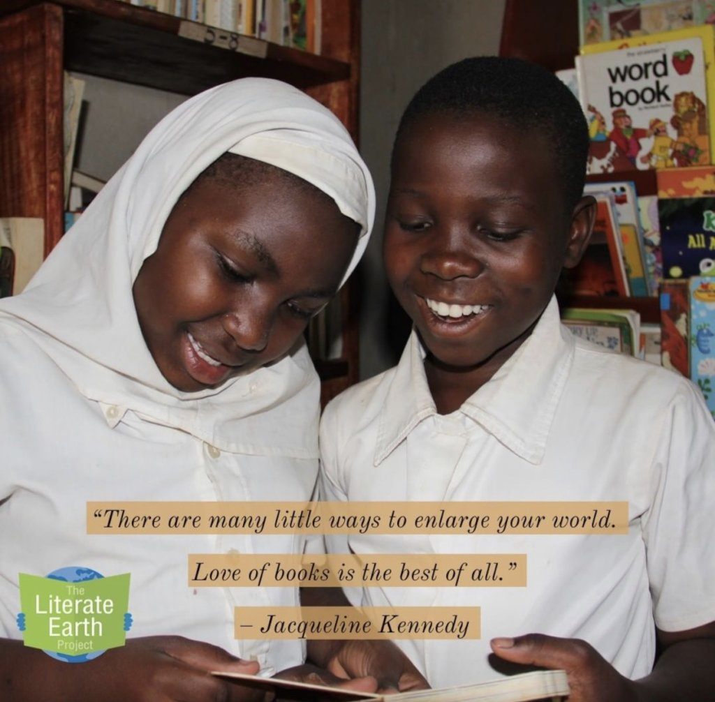 Build a library in Uganda to benefit 700+children