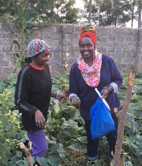 Feed and Empower Domestic Violence Survivors-Kenya
