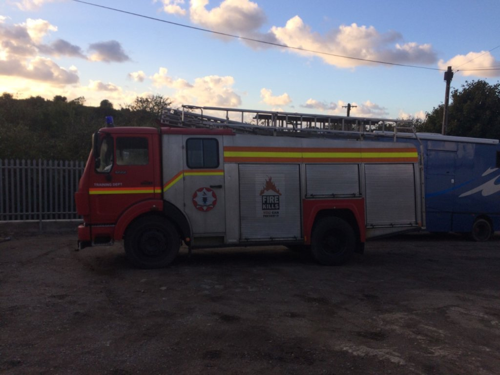 Fund a fire engine for Northern Albanian community