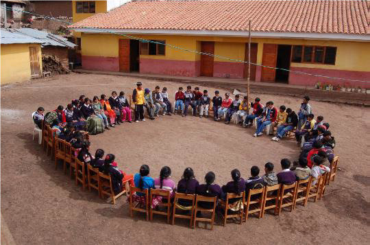 New education for 5,400 rural students in Peru