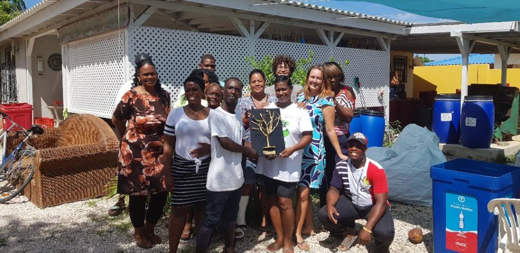 Precious Caribbean - Waste no more!