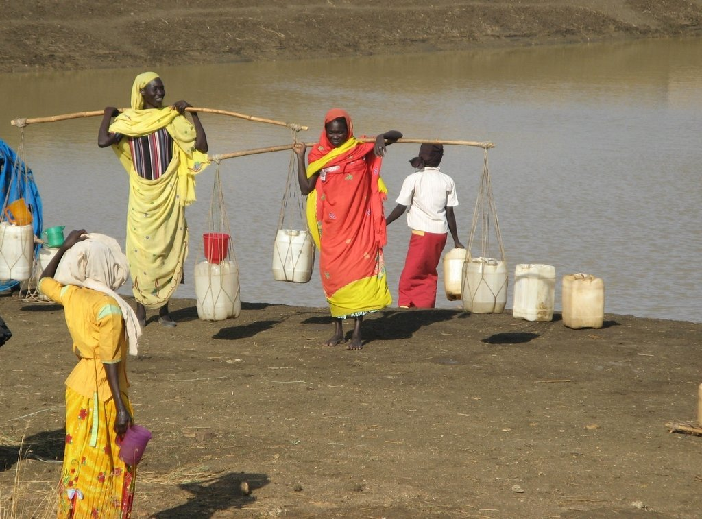 Greening Darfur: transform lives and landscapes