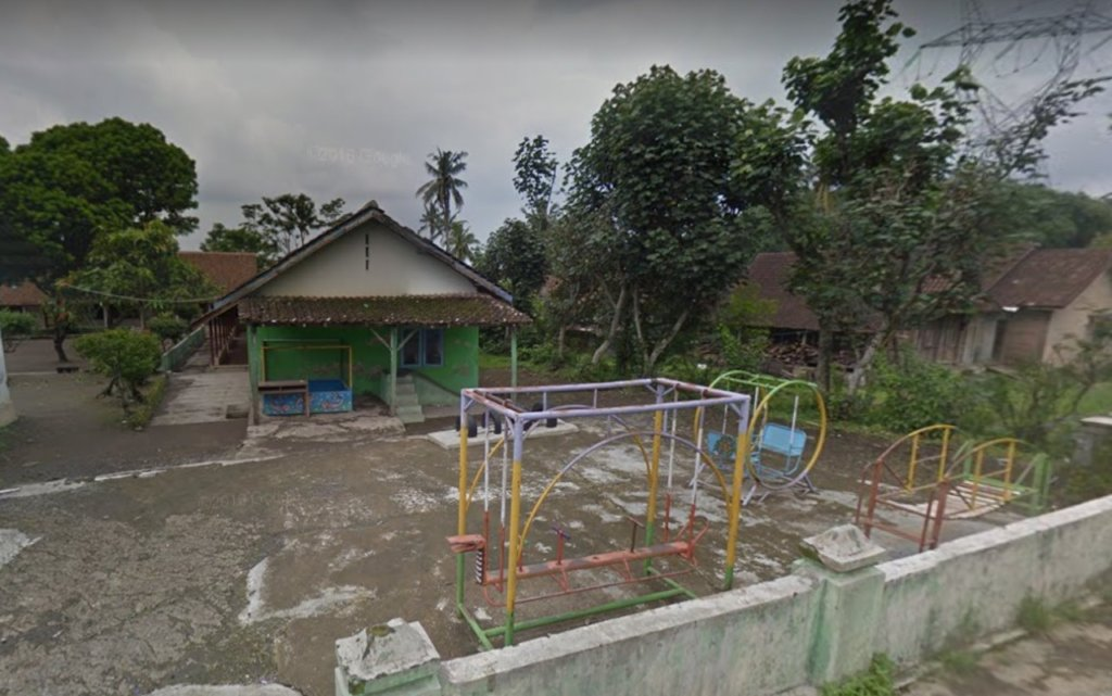 Exisiting school condition and playground