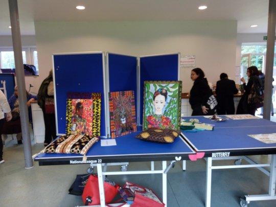 More carer art on display