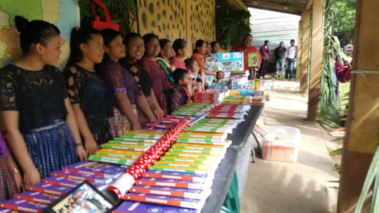 More textbooks for a growing number of students