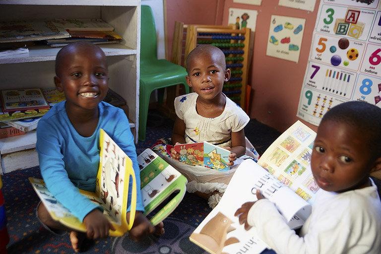 Give 50 children a great start at Emmanuel Educare