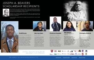 2018 Beavers Scholars (PDF)