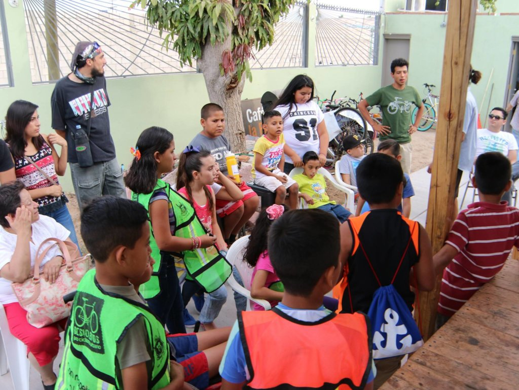 El Manglito Kids Wheels for freedom