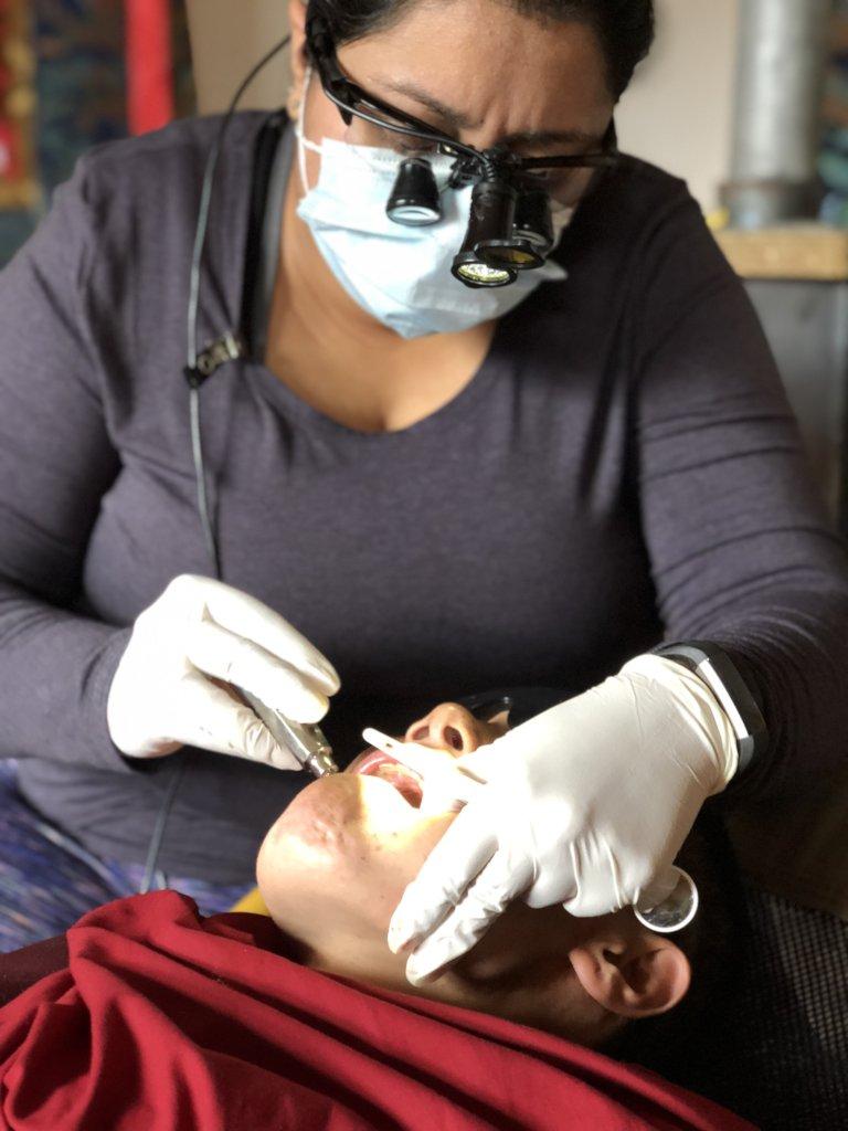 Dental Mission for Tibetan Nomads of Yushu 2019