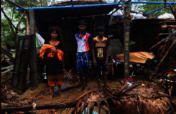 Deadly Gaja cyclone thrashes Southeast India