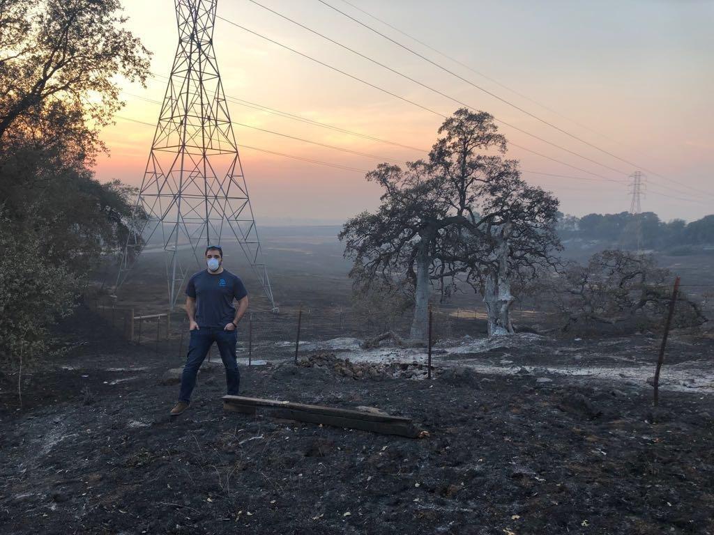 California Wildfire Emergency Response