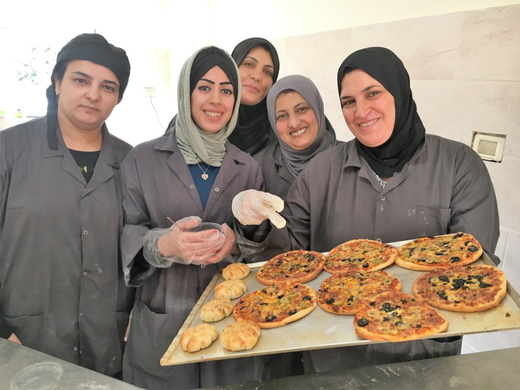 Refugee Community Bakery for Health and Pride!