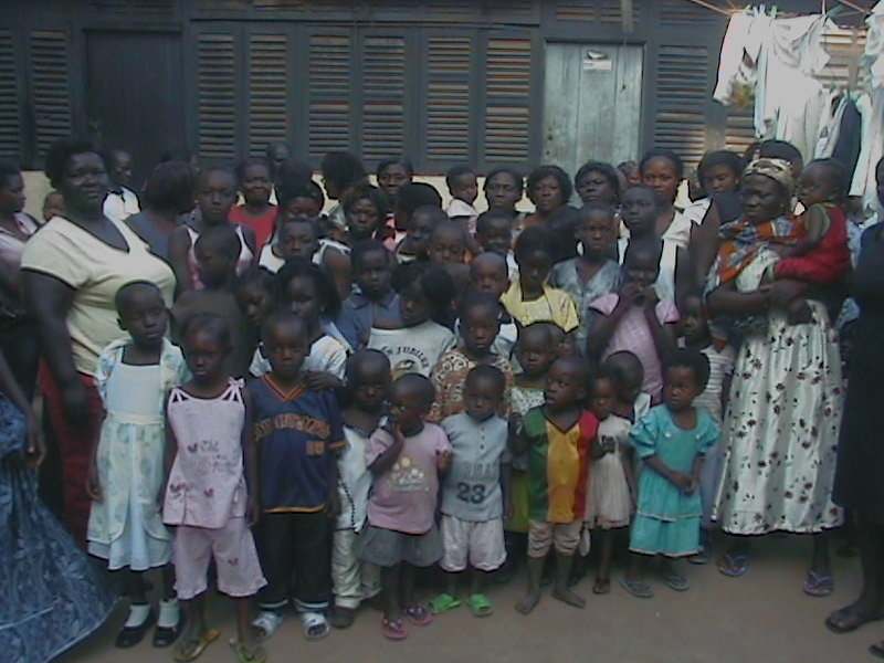 Education support for 200 Orphans in Ga Mashie