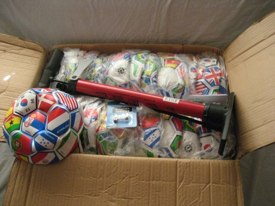 Soccer Balls for FVS