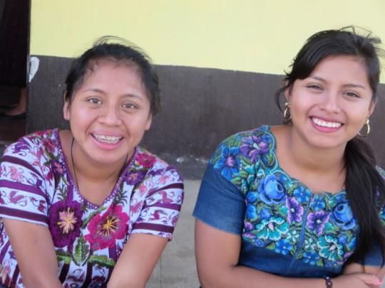Juana Maria and Miriam