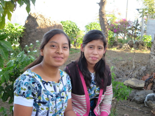 Studying social work in Julisa & Josefa's future