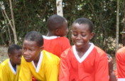 Send 100 kids from Kibera to Holiday Camp!