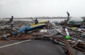 RELIEF AND REHABILITATION OF CYCLONE GAJA AT INDIA