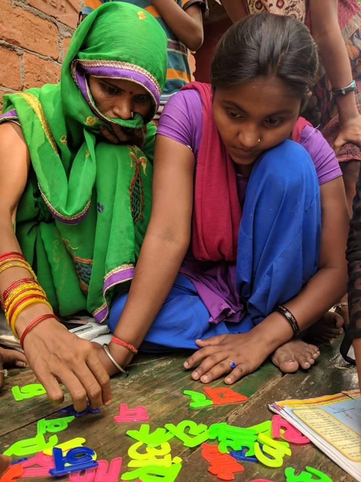 Light up Lives! Help 1000 Women Read & Write