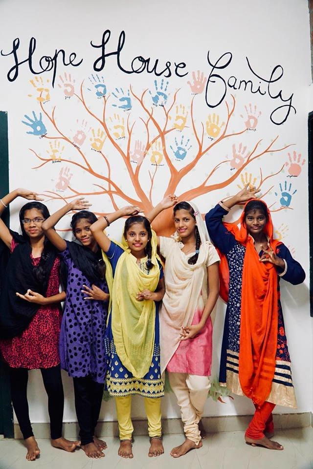 Support 15 girls living expenses for the year 2019