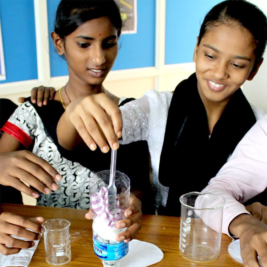Invest in continuing Education of Indian children
