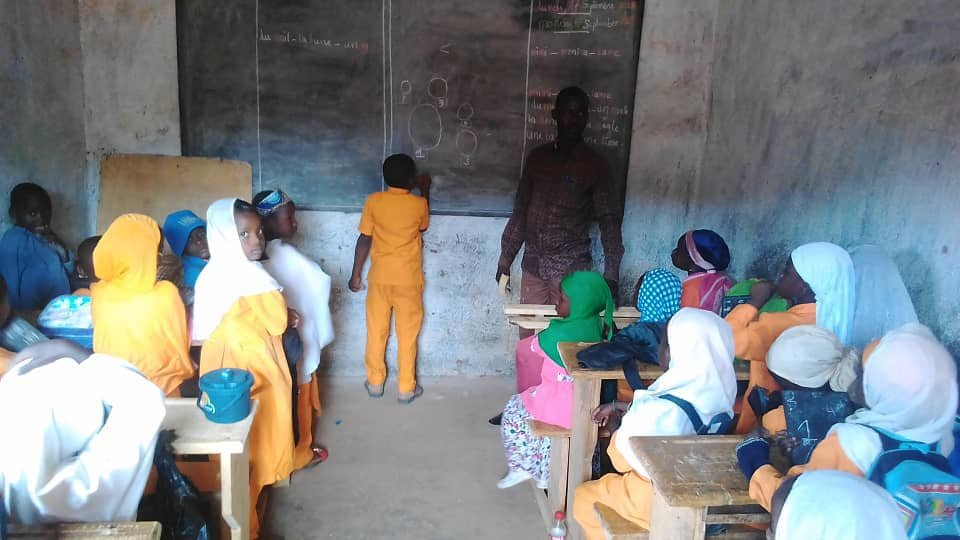 Restoring hope by building a free school, Cameroon
