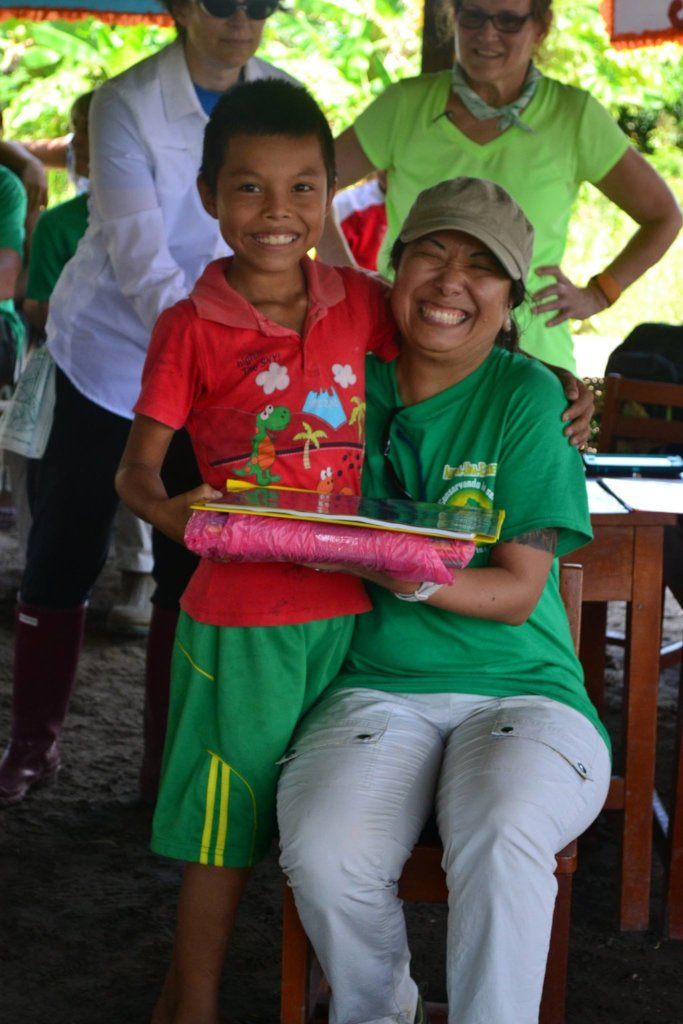 Rainforest Conservation Through Adopt-A-School