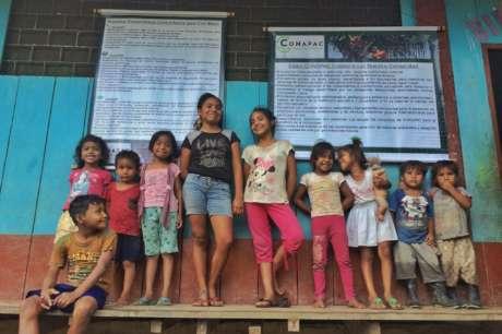 Rainforest Conservation Through Adopt-A-School