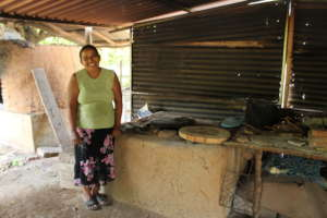 Rebuilding their kitchens in Oaxaca, Mexico