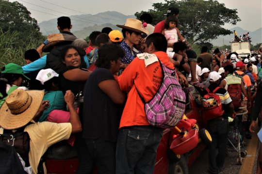 Safety and human dignity for migrants