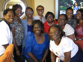 Christ's School  Alumnae at 2012 Atlanta Reunion
