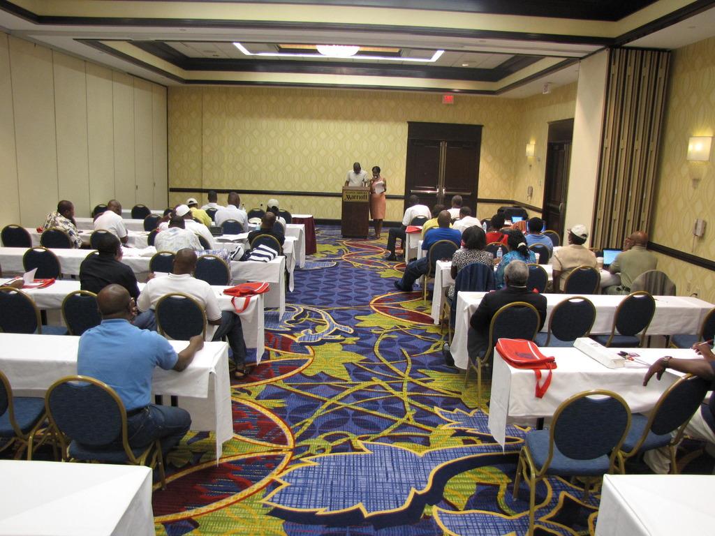 Meeting held on Saturday July 7, 2012